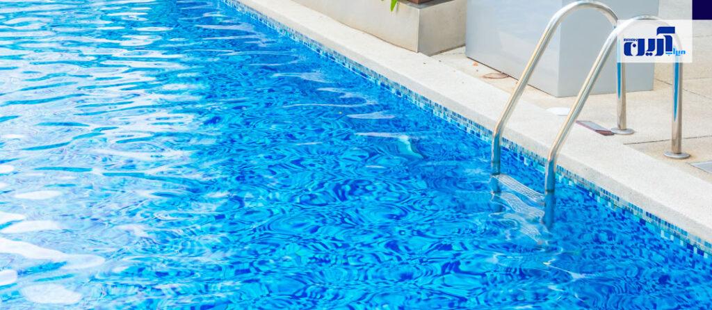 شفاف کننده آب استخر