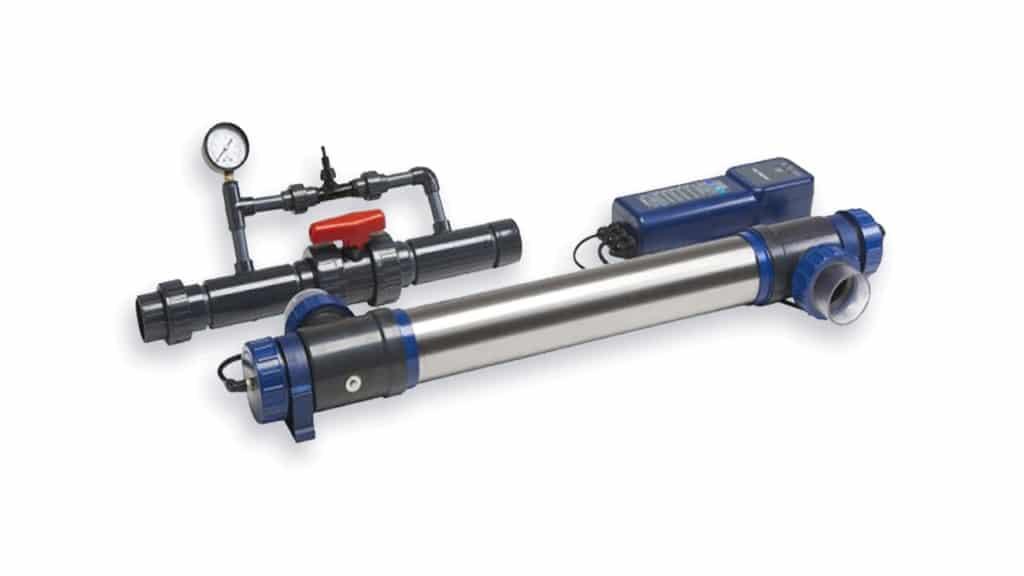 سیستم های گندزدایی UV-C OZONE
