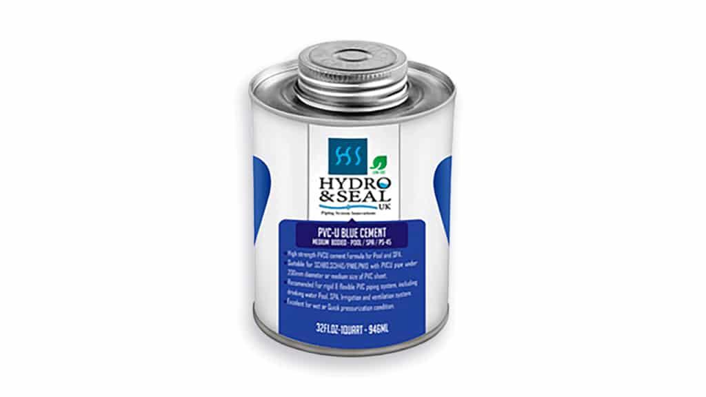 چسب UPVC Blue Solvent Cement PS-45