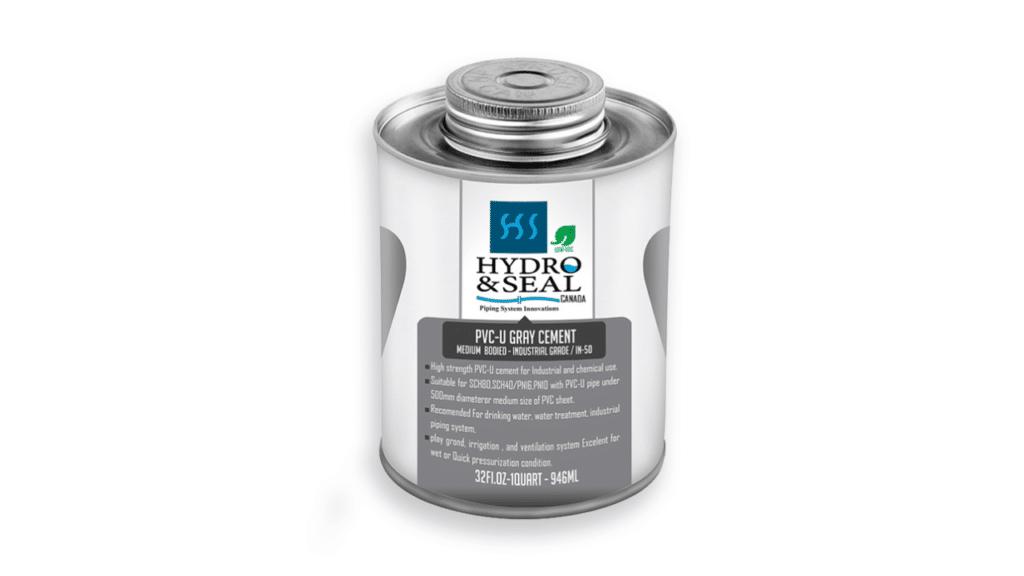 چسب UPVC Grey Solvent Cement IN-50