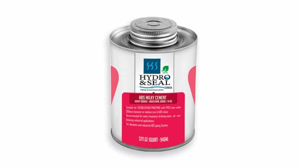 چسب UPVC Clear Solvent Cement IP-45