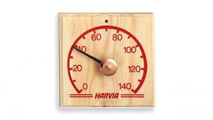 ترمومتر چوبی 110 سونا برند HARVIA